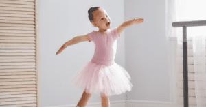 child ballet class