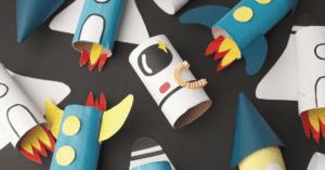 toilet tube rocket