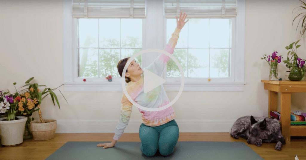 Children's meditation stories yoga with adrienne