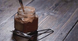 Hot chocolate powder