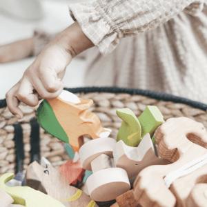 sensory treasure basket